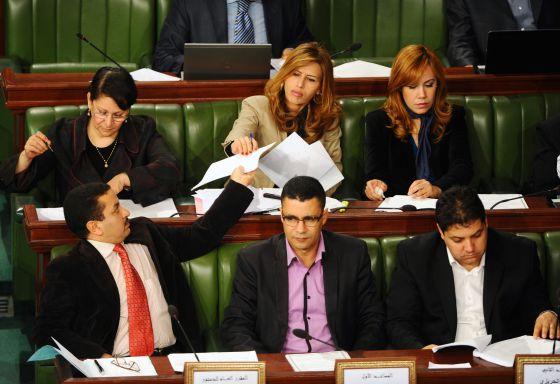 diputados Túnez 2014
