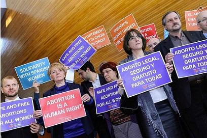 aborto IU Europa