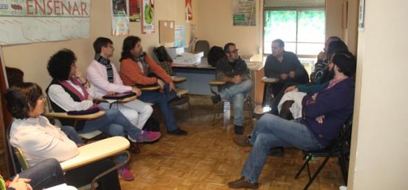 reunión Ciudad Real Laica 2014