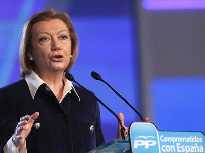 Rudi presidenta Aragón 2014