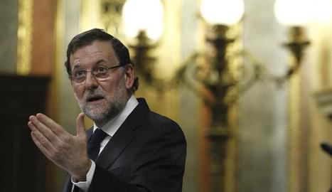 Rajoy presidente gobierno PP en el Congreso 2014