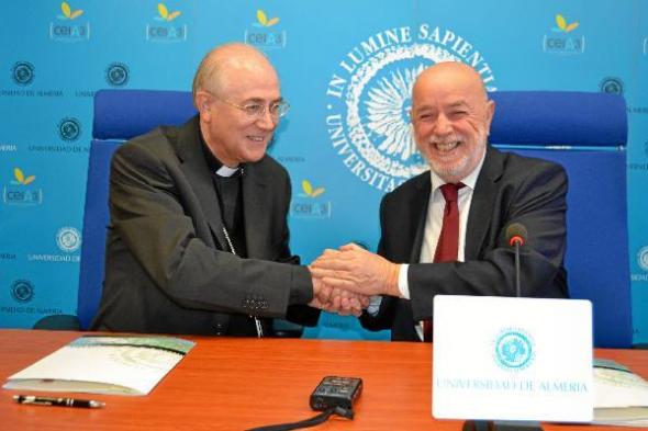 Convenio cátedra teología UAL 2014
