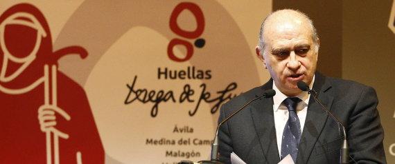 Jorge Fernández ministro Interior PP 2014 Fitur