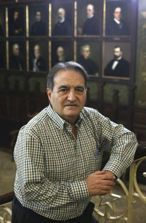 Francisco Delgado Presidente Europa Laica