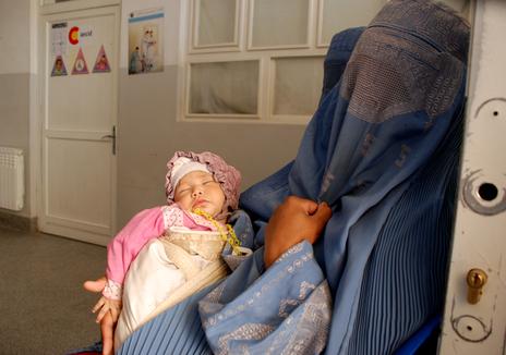 burka mujer afgana