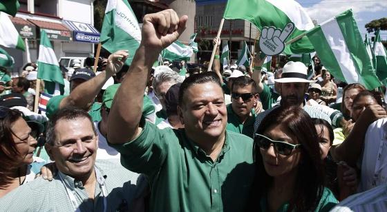 elecciones Costa Rica 2014