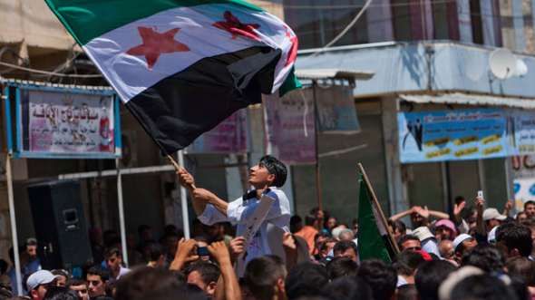 Mani Siria 2014