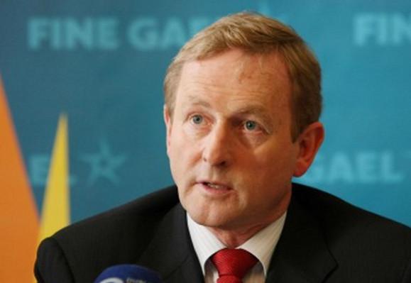 Enda Kenny Primer Ministro Irlanda