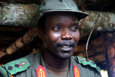 El fundador de la guerrilla, Joseph Kony, es considerado un mesías por los miembros de la secta armada - AP
