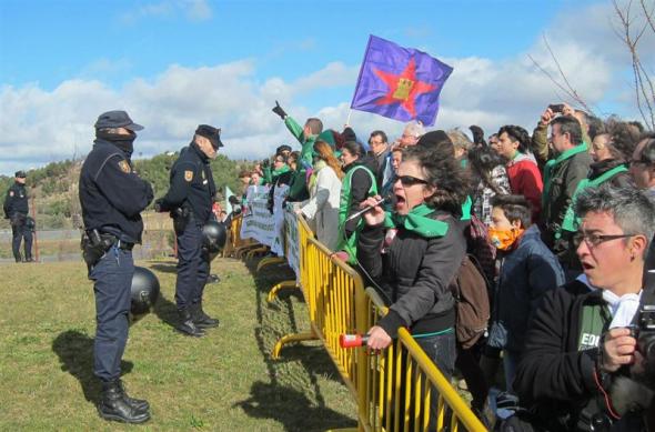 mani escuela pública y laica Valladolid 2014