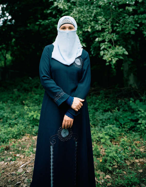 Conversos USA Kathrin niqab