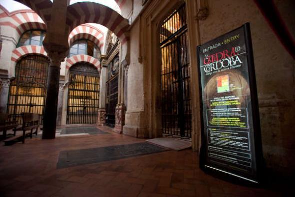mezquita Córdoba catedral