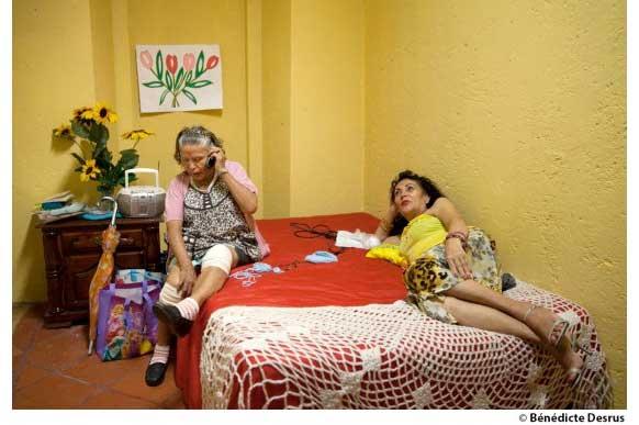 CasaXochiquetzal refugio prostitutas México