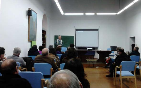 Ubeda Laica debate maestras república 2014