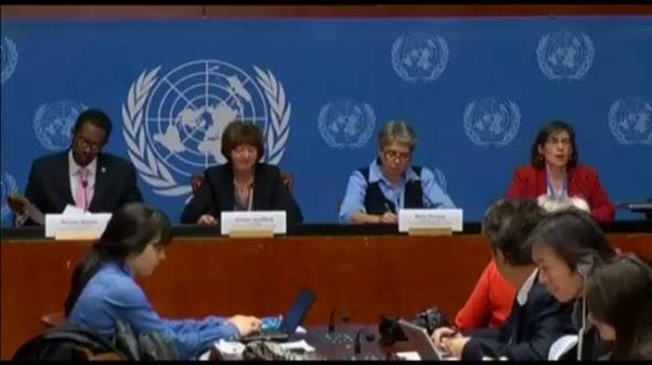 Comité ONU Derechos del Niño