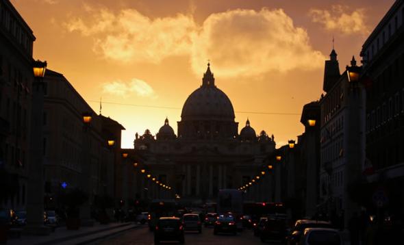 Vaticano basílica San Pedro