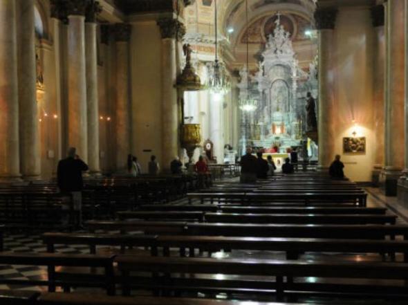 iglesia fieles