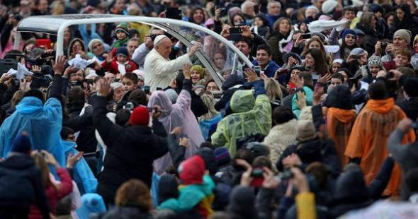 Bergoglio audiencia