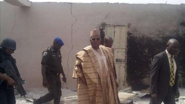 Nigeria enfrentamientos 2014