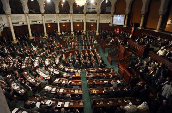 Asamblea Constituyente Túnez 2014