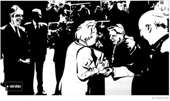 Caso Gürtel y visita de Ratzinger a Valencia 2006