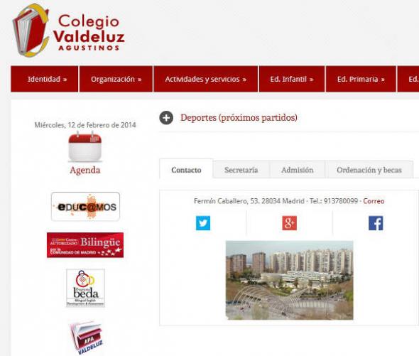 Colegio Valdeluz Agustinos Madrid