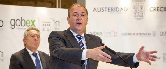 Monago PP Presidente Extremadura 2014