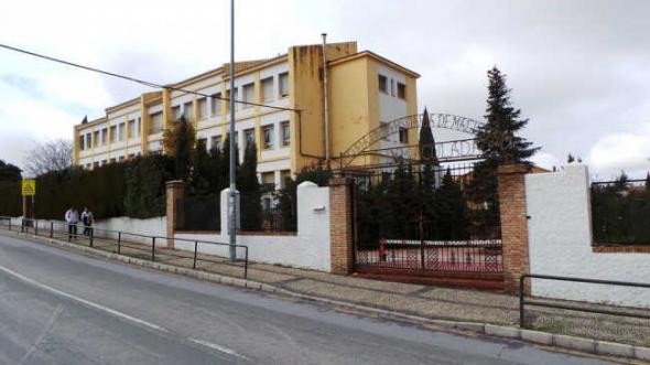 Escuela Magisterio Ave Maria GiM 2014