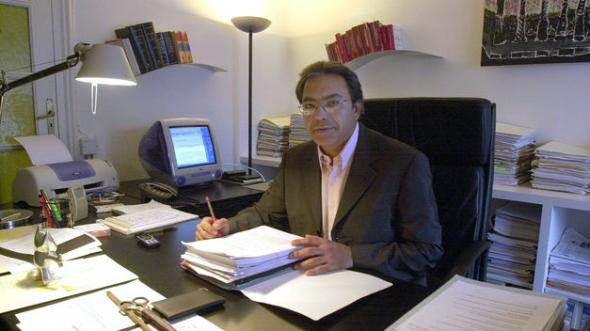 Manuel Mata abogado pareja hijos