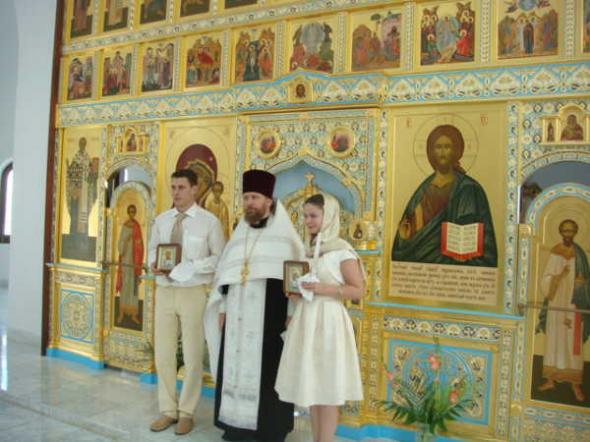 matrimonio iglesia ortodoxa