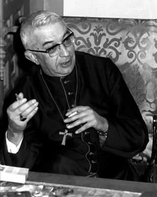 cardenal Tarancón