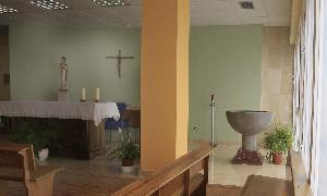 capilla hospital Palencia