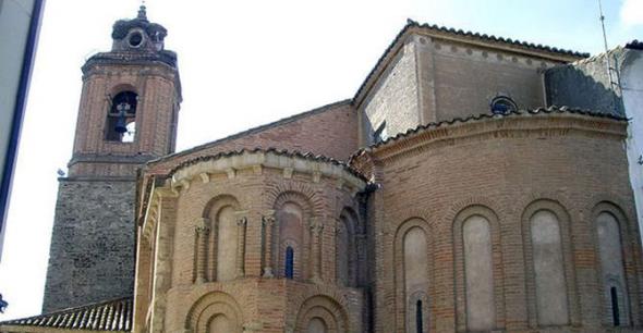 iglesia de Tormes