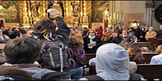 pro aborto iglesia de Palma 2014
