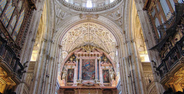 Mezquita de Córdoba la catedral