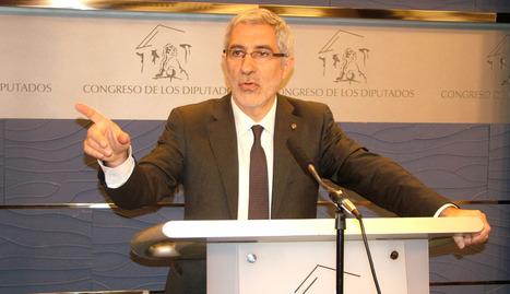 Gaspar Llamazares IU Congreso