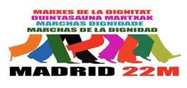 Marcha Dignidad 22M 2014
