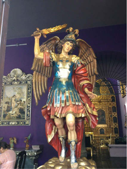 santo mexicano