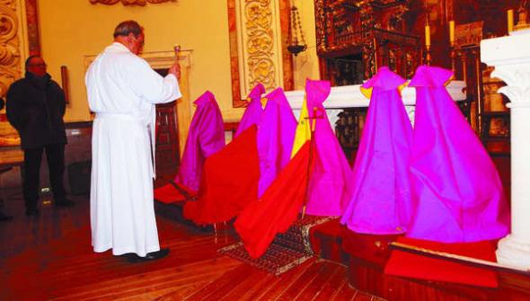 bendición de los trastos Burgos 2014