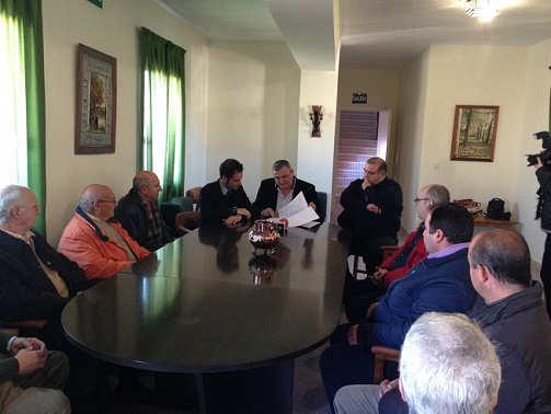 Diputación CO subvenciona retablo Castro del Rio