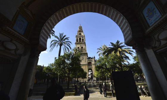 Mezquita de Córdoba torre