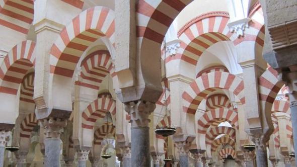 Mezquita de Córdoba arcos