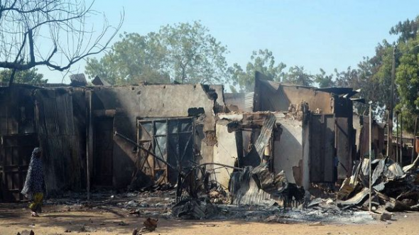 Atentado islamista escuela Nigeria 2014