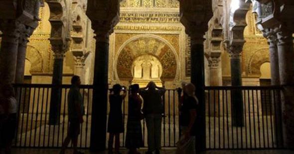 mezquita Córdoba turistas