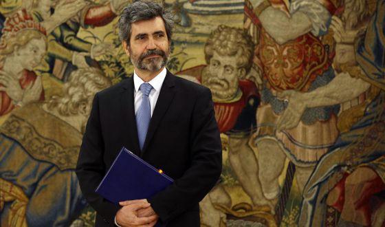 Carlos Lesmes presidente Tribunal Supremo y CGPJ