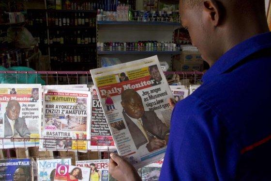 delito la homosexualidad Uganda