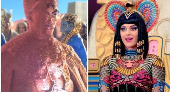 Katy Perry cantante blasfema islamistas
