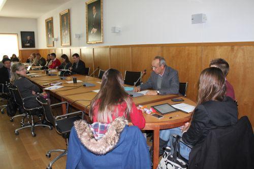 Consejo Gobierno Universidad Alicante 2014
