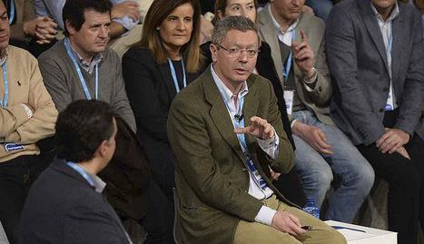 Gallardón convención PP 2014