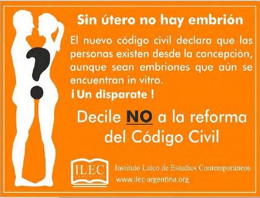 no reforma código Civil ILEC